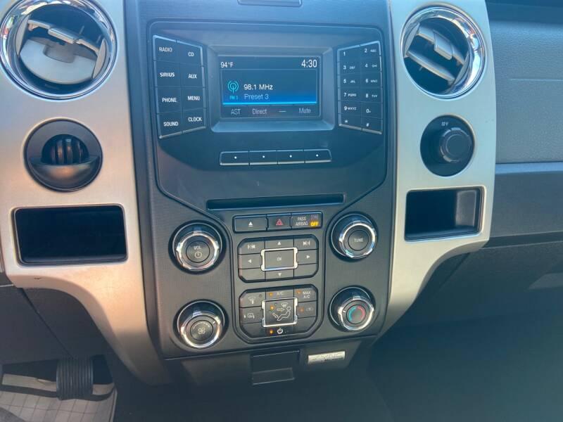 2014 Ford F-150 4x2 XLT 4dr SuperCab Styleside 6.5 ft. SB - Spring TX