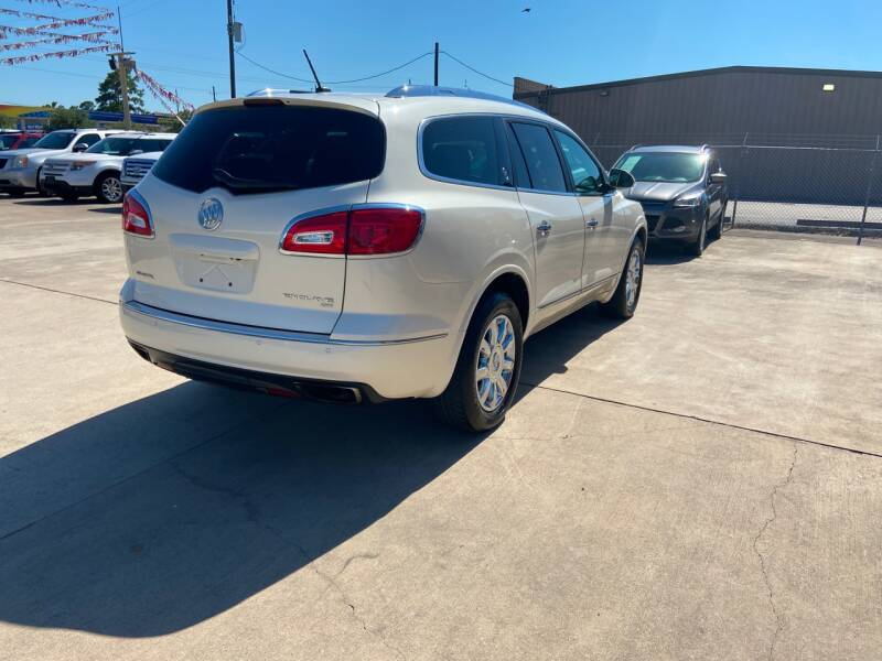 2013 Buick Enclave AWD Leather 4dr Crossover - Spring TX