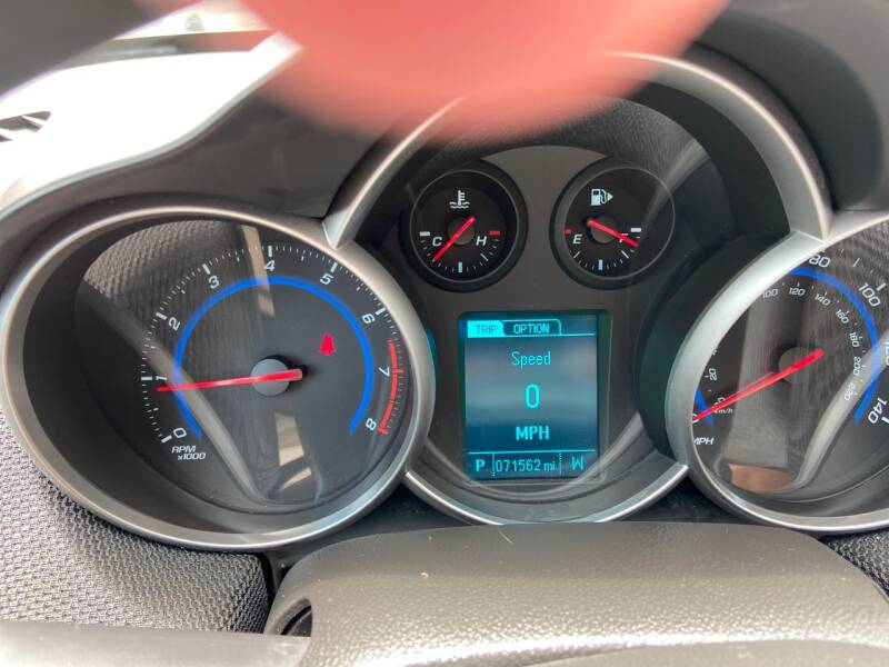 2016 Chevrolet Cruze Limited 1LT Auto 4dr Sedan w/1SD - Spring TX