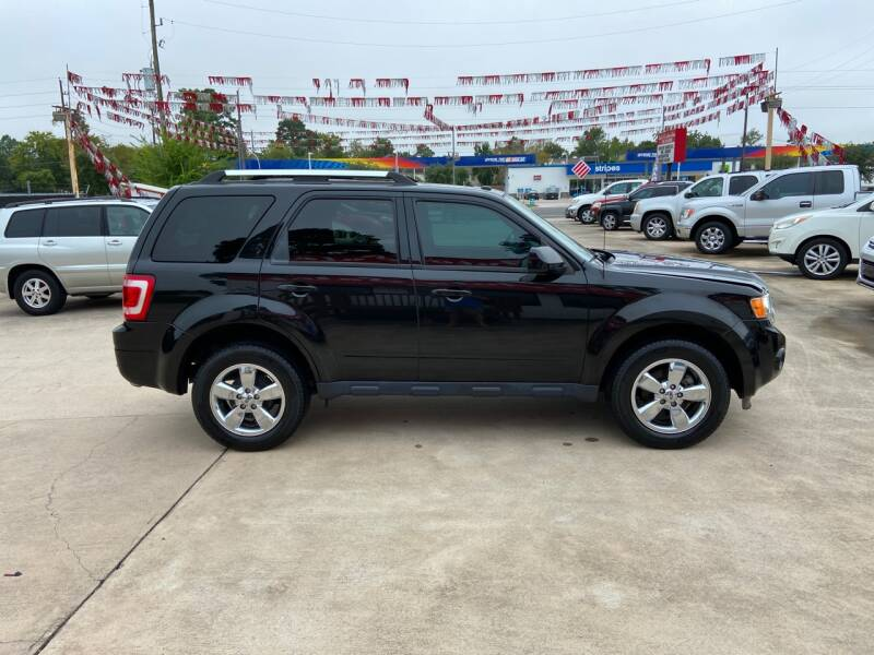 2011 Ford Escape Limited 4dr SUV - Spring TX