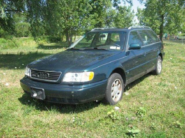 1996 Audi A6 for sale at South Niagara Auto Used Cars & Service in Lockport NY