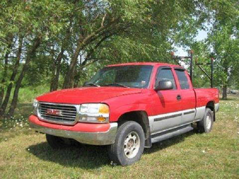 1999 GMC Sierra 1500 for sale in Lockport, NY
