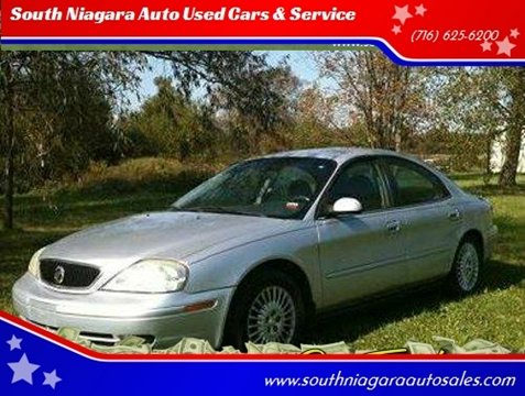 2003 Mercury Sable for sale in Lockport, NY