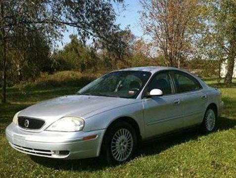2003 Mercury Sable for sale at South Niagara Auto Used Cars & Service in Lockport NY