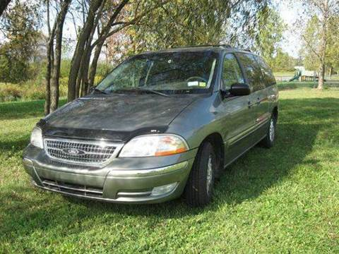 2000 Ford Windstar for sale at South Niagara Auto Used Cars & Service in Lockport NY