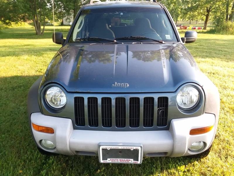 2002 Jeep Liberty for sale at South Niagara Auto Used Cars & Service in Lockport NY