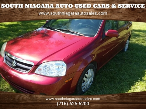 2006 Suzuki Forenza for sale in Lockport, NY