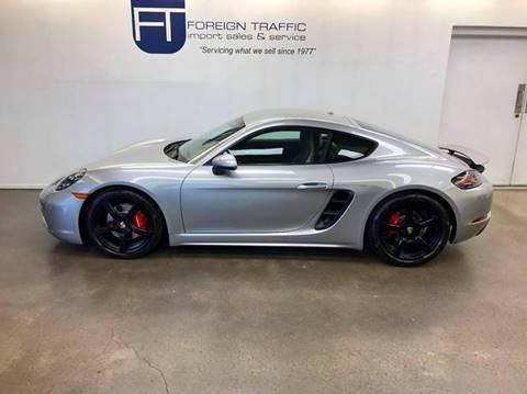 2017 Porsche 718 Cayman for sale in Allison Park, PA
