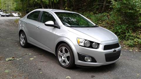 2013 Chevrolet Sonic for sale in Pelham, NH