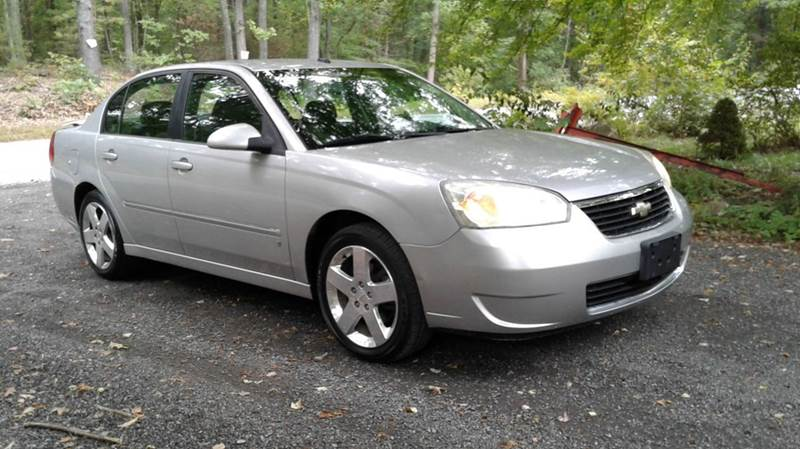 2006 Chevrolet Malibu for sale at Jack Mansur's Auto LLC in Pelham NH