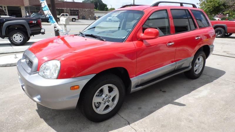 2003 Hyundai Santa Fe For Sale At G AND J MOTORS In Jonesville NC