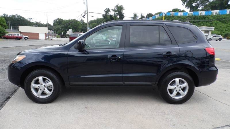 2007 Hyundai Santa Fe For Sale At G AND J MOTORS In Jonesville NC