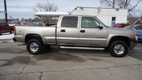 2002 GMC Sierra 2500HD for sale in Jonesville, NC