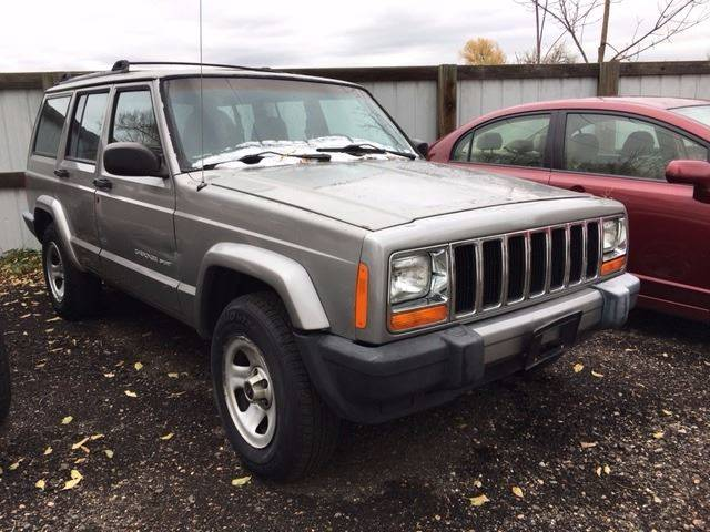 2000 Jeep Cherokee 4dr Sport 4WD SUV   Fort Collins CO