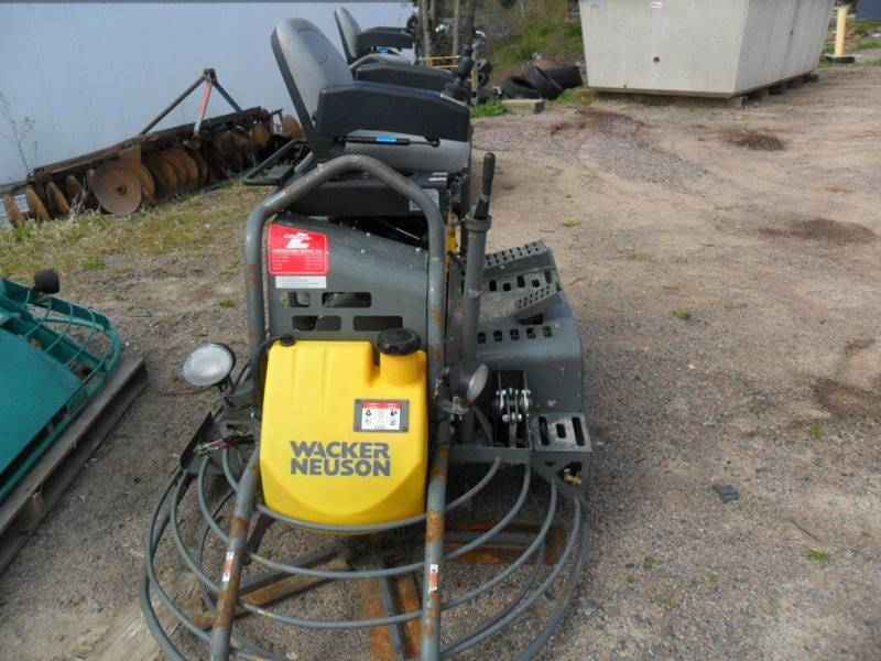 2014 Wacker Neuson CRT-48 35L-PS - Wisconsin Rapids WI