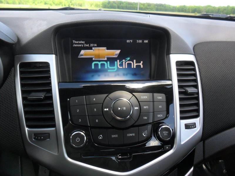 2015 Chevrolet Cruze 2LT Auto 4dr Sedan w/1SH - Wisconsin Rapids WI