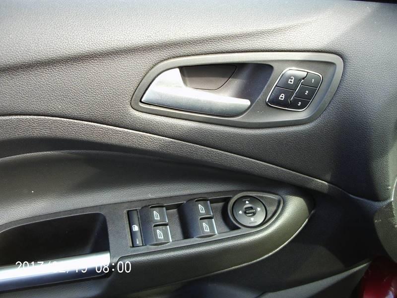 2015 Ford Escape AWD Titanium 4dr SUV - Wisconsin Rapids WI