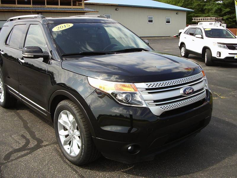 2015 Ford Explorer AWD XLT 4dr SUV - Wisconsin Rapids WI