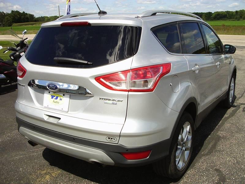 2014 Ford Escape AWD Titanium 4dr SUV - Wisconsin Rapids WI