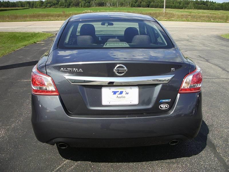 2013 Nissan Altima 2.5 S 4dr Sedan - Wisconsin Rapids WI