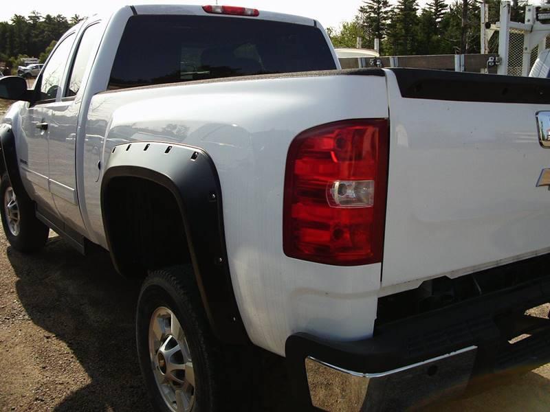 2012 Repairable Chevrolet Silverado 2500 - Wisconsin Rapids WI