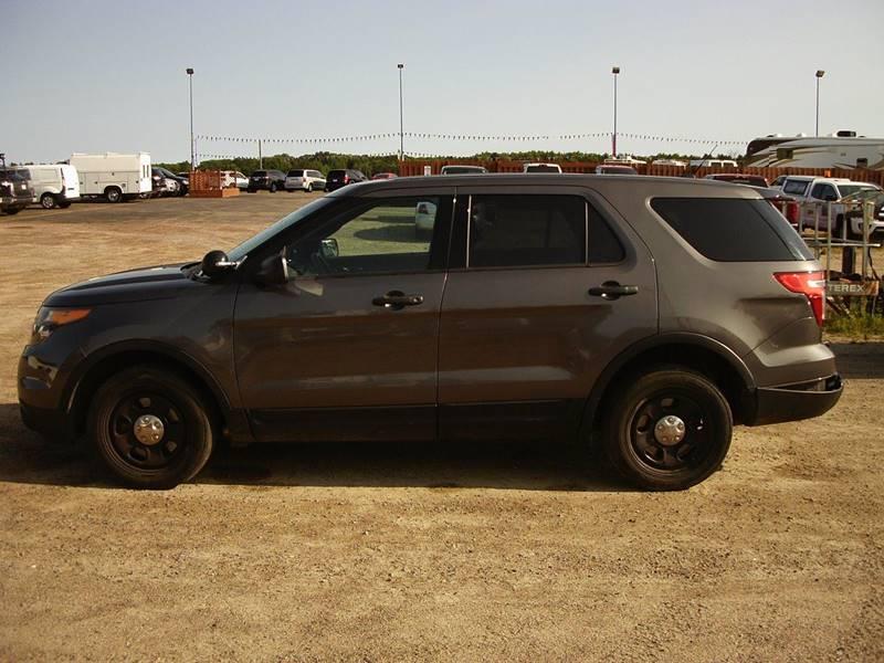 2014 Repairable Ford Explorer - Wisconsin Rapids WI