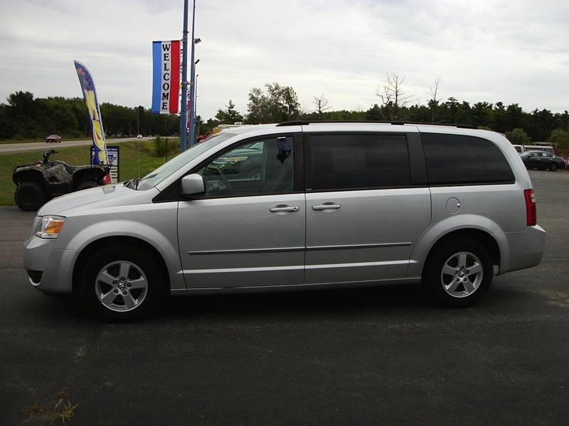 2010 Dodge Grand Caravan SXT 4dr Mini-Van - Wisconsin Rapids WI