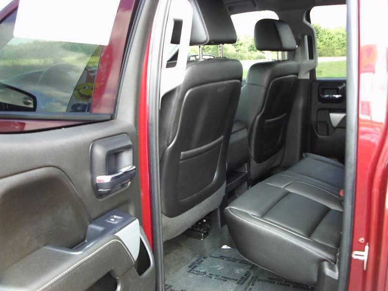2014 Chevrolet Silverado 1500 4x4 LT 4dr Double Cab 6.5 ft. SB w/Z71 - Wisconsin Rapids WI