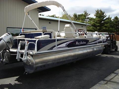 2011 Misty Harbor Pontoon for sale in Wisconsin Rapids, WI