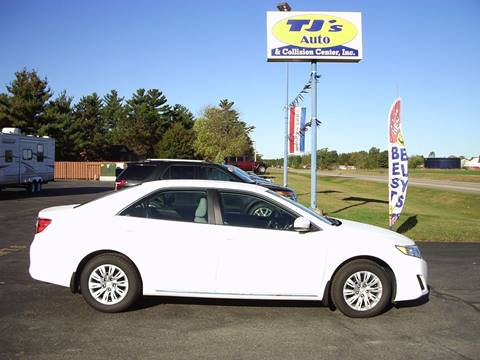 2014 Toyota Camry for sale in Wisconsin Rapids, WI