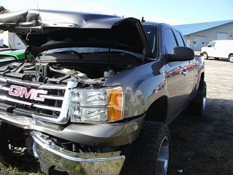 2013 Repairable GMC Sierra for sale in Wisconsin Rapids, WI