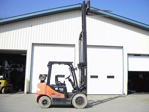 2014 Doosan G25-P5 for sale in Wisconsin Rapids, WI