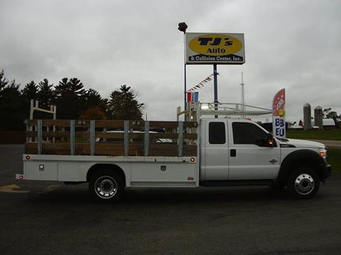 2016 Ford F-550 for sale in Wisconsin Rapids, WI