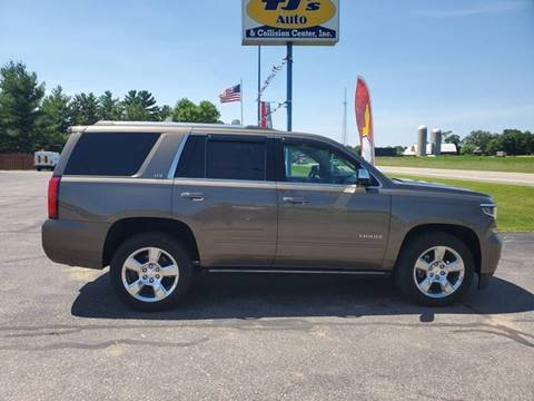 Cars For Sale In Wisconsin >> 2016 Chevrolet Tahoe For Sale In Wisconsin Rapids Wi