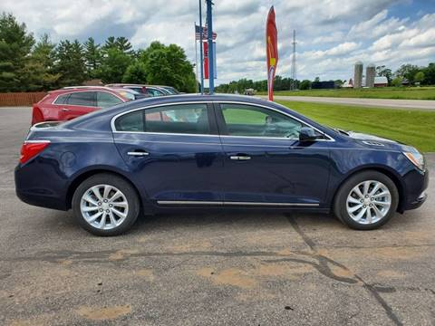 2016 Buick LaCrosse for sale in Wisconsin Rapids, WI