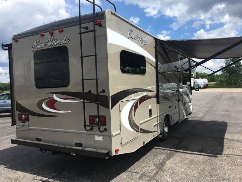 2016 Thor Industries Four Winds 31e In Wisconsin Rapids Wi