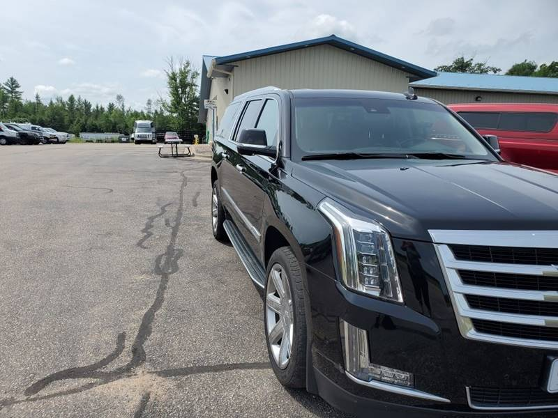 2017 Cadillac Escalade ESV 4x4 Luxury 4dr SUV - Wisconsin Rapids WI