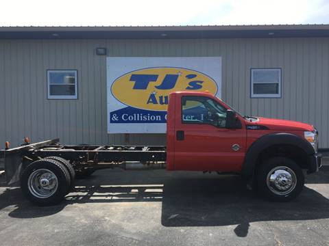 2016 Ford F-450 Super Duty for sale in Wisconsin Rapids, WI