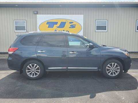 Cars For Sale In Wisconsin >> 2015 Nissan Pathfinder For Sale In Wisconsin Rapids Wi