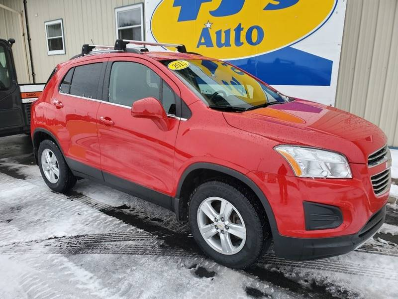 2015 Chevrolet Trax AWD LT 4dr Crossover - Wisconsin Rapids WI