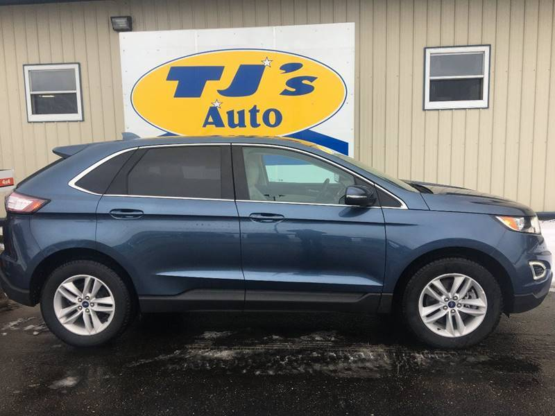2018 Ford Edge AWD SEL 4dr Crossover - Wisconsin Rapids WI