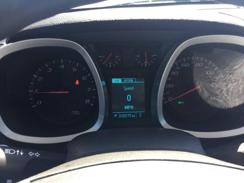 2015 Chevrolet Equinox AWD LS 4dr SUV - Wisconsin Rapids WI