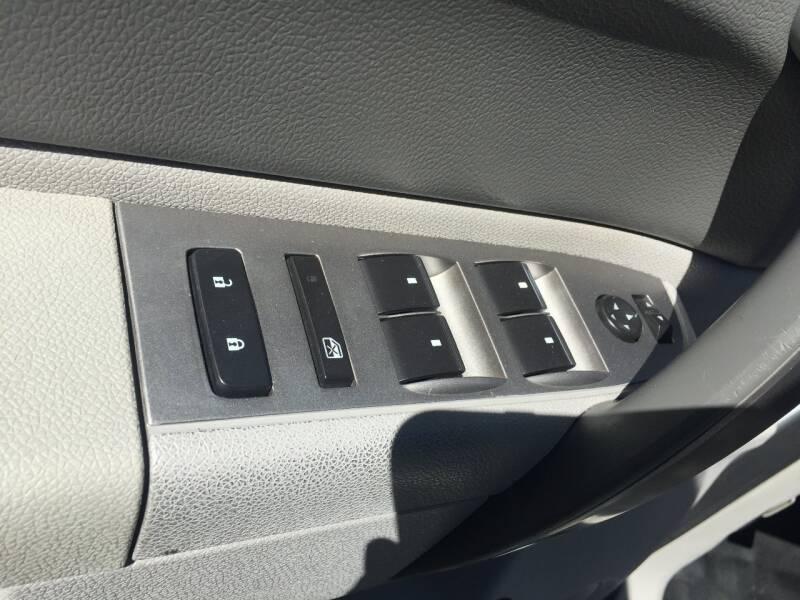 2013 Chevrolet Silverado 3500HD 4x4 LT 4dr Extended Cab LB DRW - Wisconsin Rapids WI