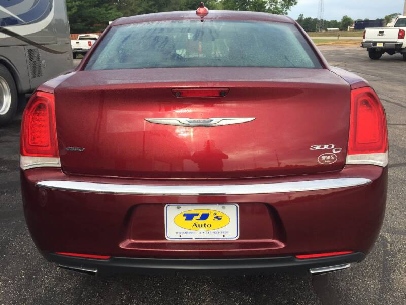 2016 Chrysler 300 AWD C 4dr Sedan - Wisconsin Rapids WI