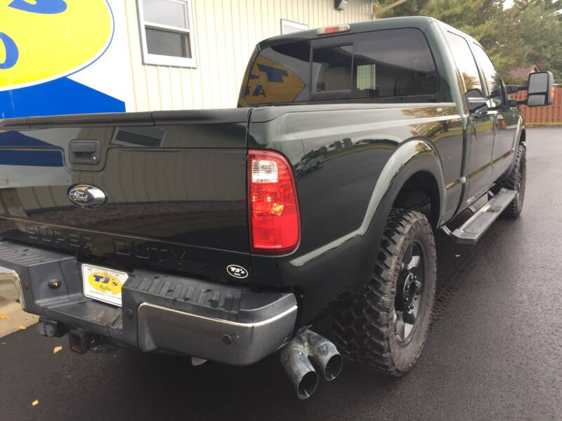 2014 Ford F-250 Super Duty 4x4 Lariat 4dr Crew Cab 6.8 ft. SB Pickup - Wisconsin Rapids WI