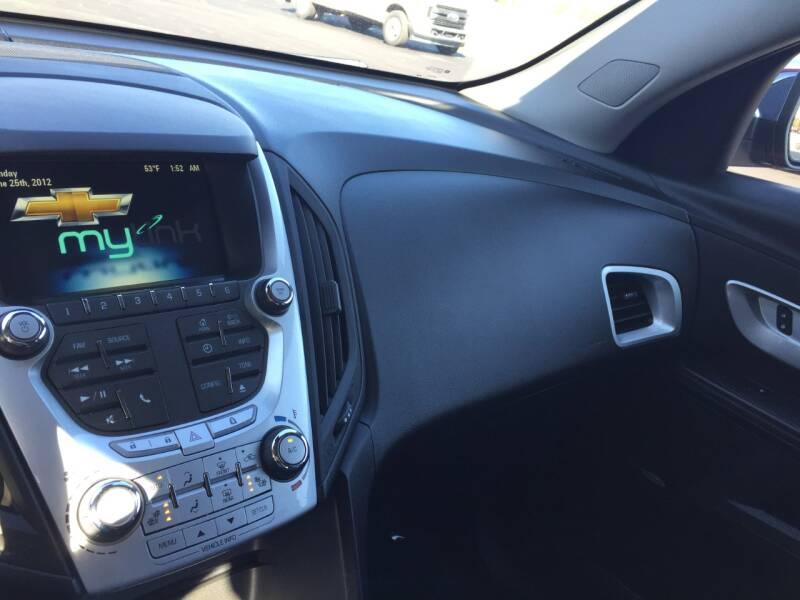 2013 Chevrolet Equinox LT 4dr SUV w/ 2LT - Wisconsin Rapids WI