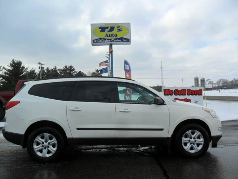 2011 Chevrolet Traverse LS AWD 4dr SUV - Wisconsin Rapids WI