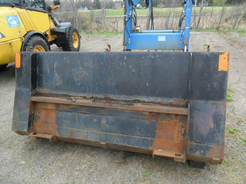 2002 New Holland Loader 7314 - Wisconsin Rapids WI