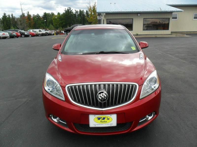 2012 Buick Verano Convenience Group 4dr Sedan - Wisconsin Rapids WI