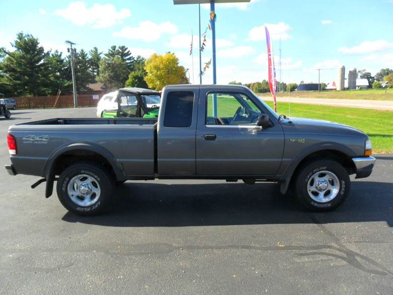 2000 ford ranger xlt 2dr 4wd extended cab sb in wisconsin rapids wi tj 39 s auto. Black Bedroom Furniture Sets. Home Design Ideas